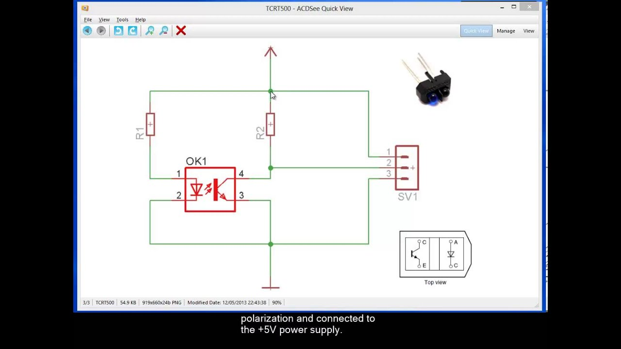 wiring diagram photoelectric switch 7 wire thermostat sick socket