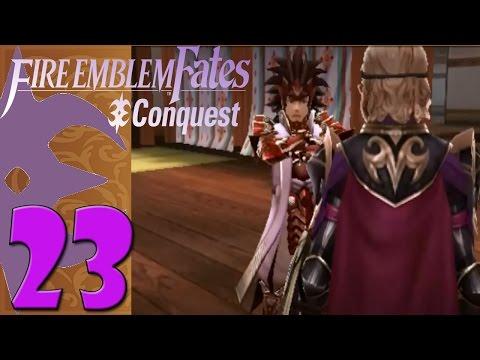 """fire-emblem-fates-conquista ragna-español parte-23-""""reunión-familiar"""""""