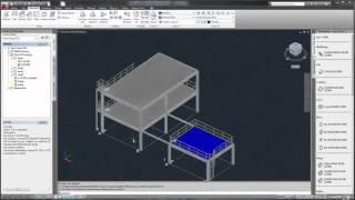 Autodesk Plant Design Suite 2014 Projeto estrutural