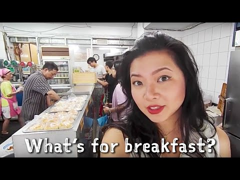 TRAVEL TAIWAN VLOG | Taiwanese Breakfast Food 台灣傳統早餐