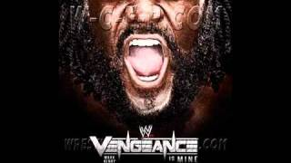 WWE Vengeance 2011 theme song - Vengeance is mine by Alice Cooper