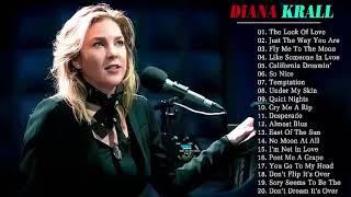 Diana Krall BEST OF/Lounge & Dinner Music YouTube Videos