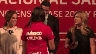 Entrega Gobernadora Premio Estatal del Deporte 2017