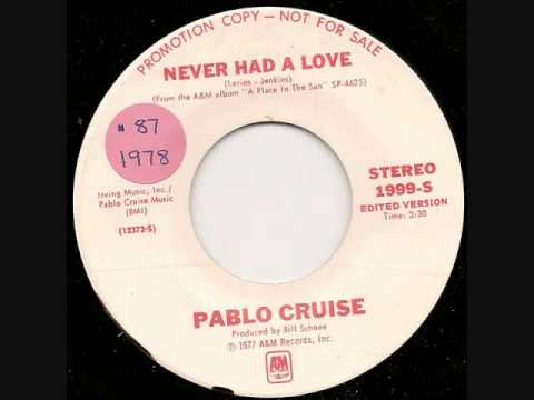 Pablo Cruise - Never Had A Love (1978)
