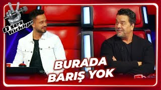 Two blocks at the same time! | The Voice Turkey | Episode 2
