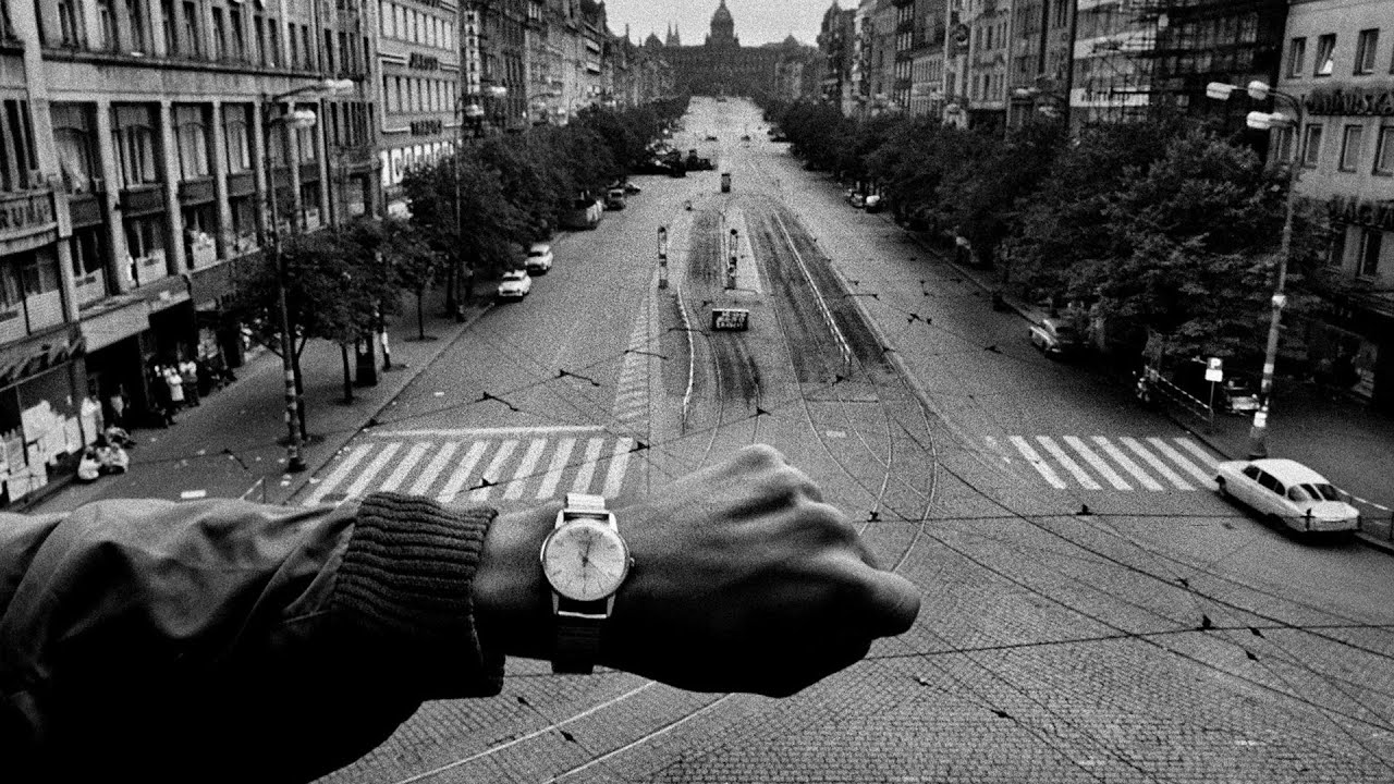 Josef Koudelka - YouTube