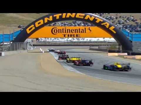 2016 PC/GTD Continental Tire Monterey Grand Prix Race Broadcast