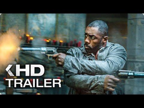 DER DUNKLE TURM Trailer German Deutsch (2017)