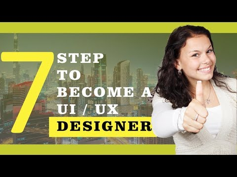 7 Step To Become A Successful Ui UX Designer In Hindi