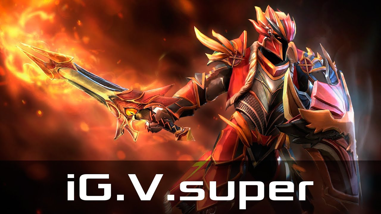 V Super Dragon Knight Offlane Nov   Patch   Gameplay