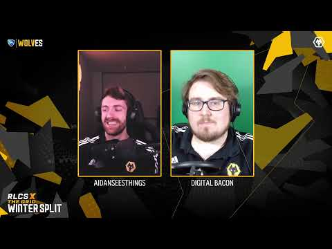 Wolves Esports | Rocket League | The Grid Week 4 Day 1