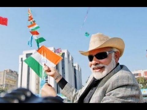 Never seen pictures of Narendra Modi