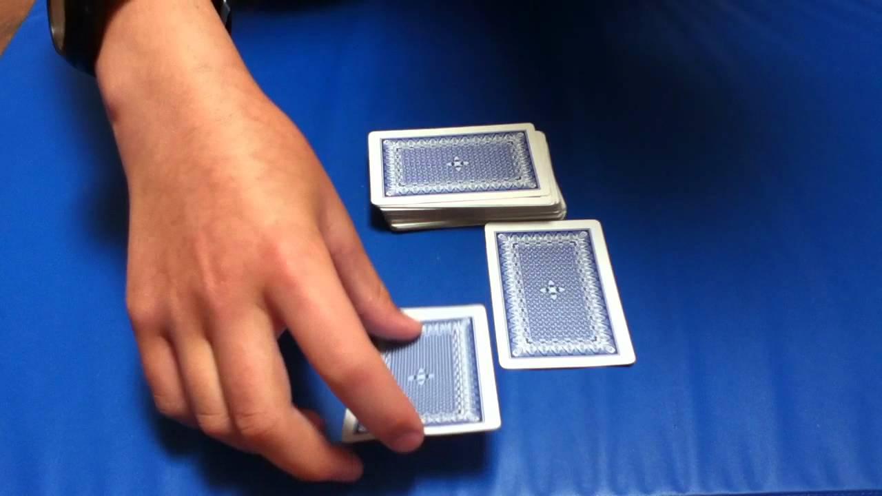 tour de magie carte etoile