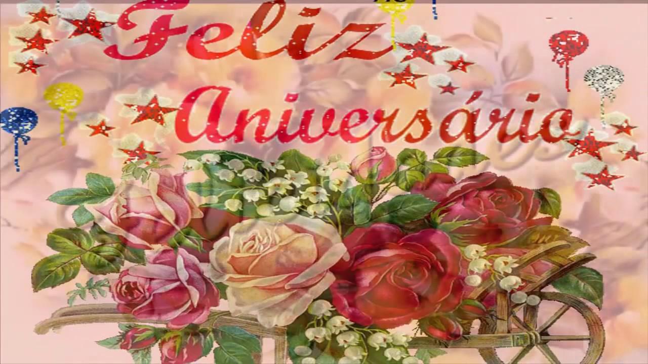 Feliz Aniversário Youtube: Feliz Aniversário Tia