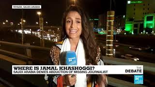 Missing Saudi journalist: Reactions in Saudia Arabia