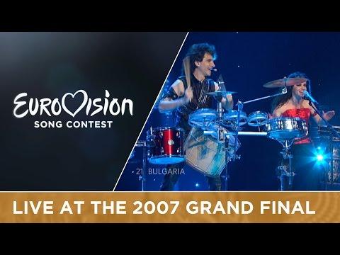 Elitsa Todorova & Stoyan Yankulov - Water (Bulgaria) Live 2007 Eurovision Song Contest