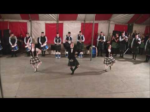 Denver & District Pipe Band Sidney O-fest 2017