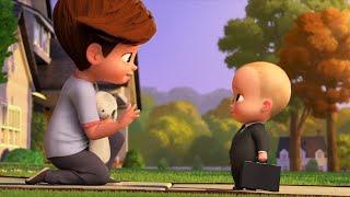 THE BOSS BABY - Goodbye, Boss Baby - Ending Scene - Best Memorable Moments HD