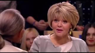 'Наедине со всеми'  Юлии Меньшовой, эфир от 18 04 2016 Гость программы  Виталий Сундаков
