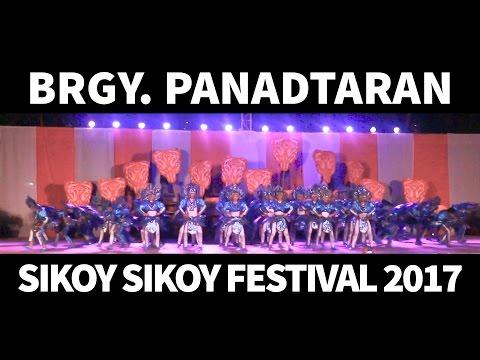 Barangay Panadtaran - Sikoy Sikoy Festival 2017 Ritual Showdown