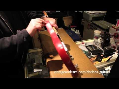 Amazing! Fender 1949/1951 Telecaster Broadcaster Nocaster Vintage Guitar / Prototype