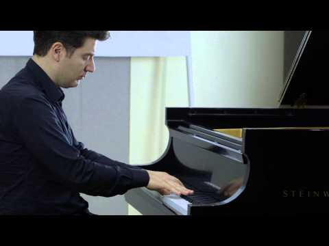 Alessio Bax, piano - Fritz Kreisler - arr  Rachmaninoff - Liebesleid