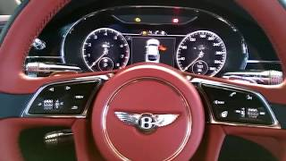 2019 Bentley Continental GT W12 635HP  Max Speed 337 km/h