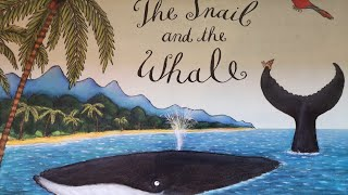 "Scilly Play Session of ""The Snail & The Whale."""