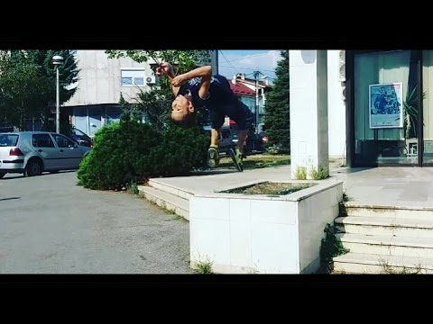 """We'll never GIVE UP! - """"Without Law"""" Parkour Macedonia - Radovish 2016!"""