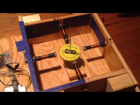 Build a simple AC Induction Motor