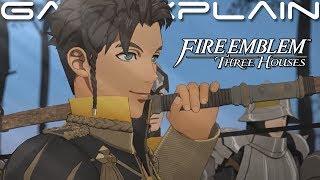 Fire Emblem: Three Houses - Overview Trailer (JP)