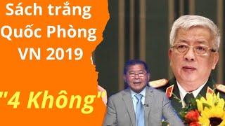 🔥Việt Nam thay đổi chính sách Quốc Phòng một cách khéo léo? | Sách trắng Quốc phòng Việt Nam 2019