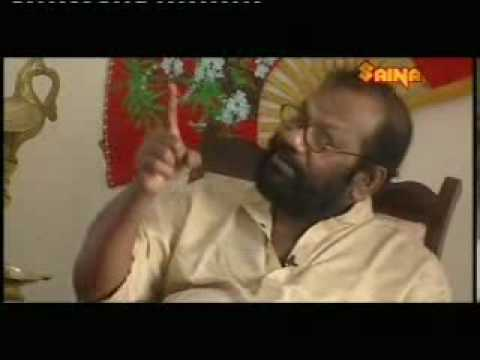 Malayalam Film Music Director Raveendran Master ( Part 2-3).wmv