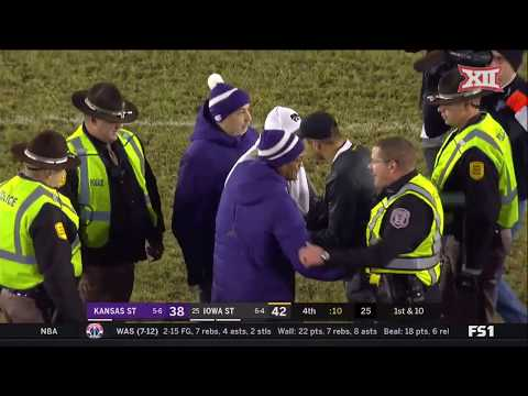 Kansas State vs Iowa State Football Highlights