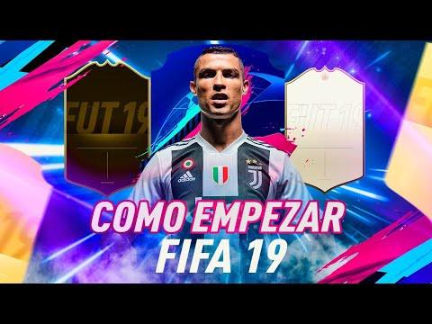 FIFA 19 | CONSEJOS Y TRUCOS PARA EMPEZAR FIFA 19 CON MONEDAS | TUTORIAL ULTIMATE TEAM