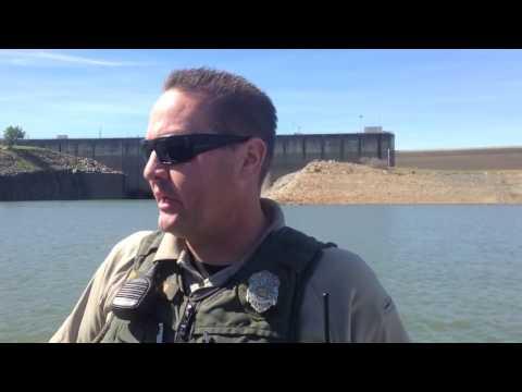 Through a Ranger's Eyes - Water Over the Spillway