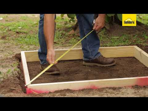 DIY Laying a Concrete Slab