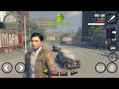 MAFIA II FOR ANDROID | APK+OBB | GAME ANDROID