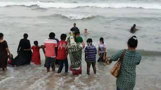 Most Attractions of Beautiful Chennai Marina Beach (Tamil Nadu) India