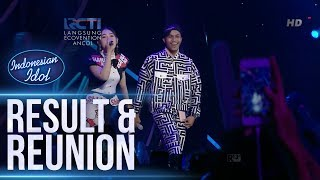 Video KEVIN ft. VIA VALLEN - SAYANG - RESULT & REUNION - Indonesian Idol 2018 download MP3, 3GP, MP4, WEBM, AVI, FLV Juli 2018