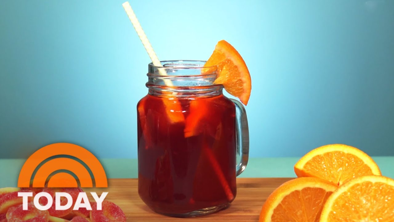 How To Make Starbucks Secret Drinks At Home | TODAY - YouTube