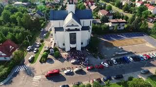 ślubne kazanie - filmowanie,  kamerzysta, Lublin, Radom, Warszawa