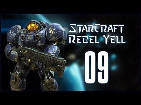 BITING THE BULLET - StarCraft: Mass Recall - Rebel Yell - Ep.09!