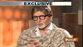 India Tv Exclusive: Everybody must vote says Amitabh Bacchan
