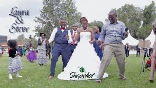 Laura + Steve Beautiful Kenyan Wedding  (Highlights)