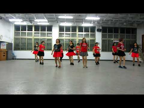 Looking For Love 盼情緣 - Line Dance (by Nina Chen)