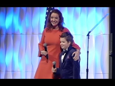 Sally Hogshead's 11-year-old son responds to online hater