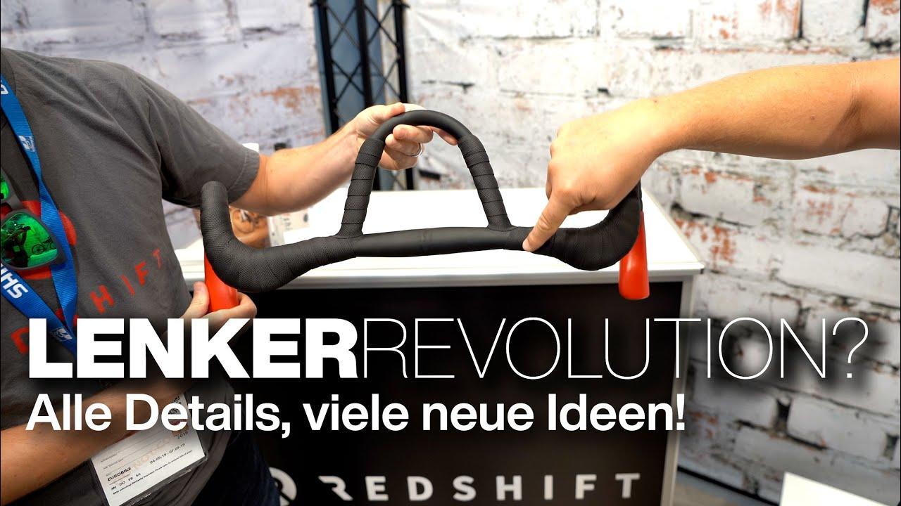 Redshift Sports Gravel Lenker Kitchen Sink Handlebar Alle Details Youtube
