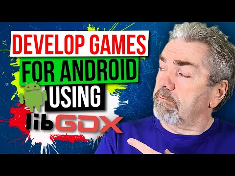 Android LibGDX Game Development Masterclass On Udemy - Official