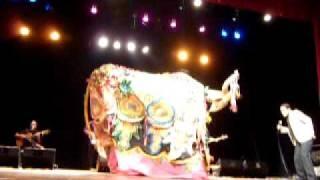 Poesia Musicada no Pandeiro no Projeto Teatro Deodoro é o Maior Barato - Boi da Cara Branca!!